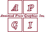 Anointed Press Graphics Inc: Home