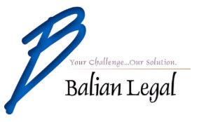Balian Legal, PLC: Home
