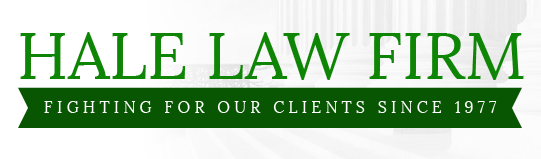 Hale Law Firm: Home