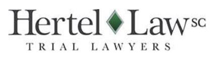 Hertel Law, S.C.: Home