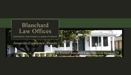 Blanchard Law Offices: Home