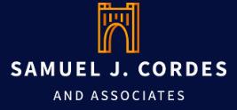 Samuel J. Cordes & Associates: Home