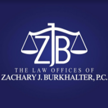 The Law Offices of Zachary J Burkhalter, PC: Home