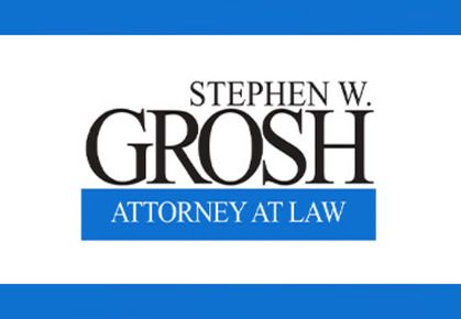 Law Office of Stephen W. Grosh: Home