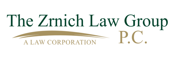 The Zrnich Law Group, P.C.: Home