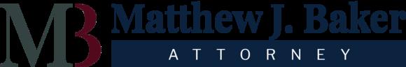 Matthew J. Baker, Attorney: Home