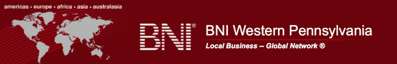 BNI Western Pennsylvania: Home