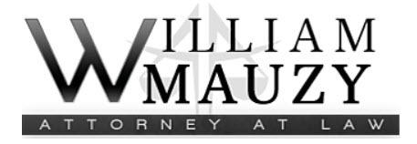 William J. Mauzy: Home