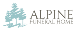 Alpine Funeral Home: Home
