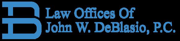 Law Office of John W. Deblasio P.C: Home