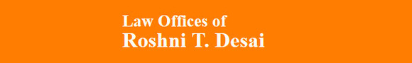 Law Offices of Roshni T. Desai: Home