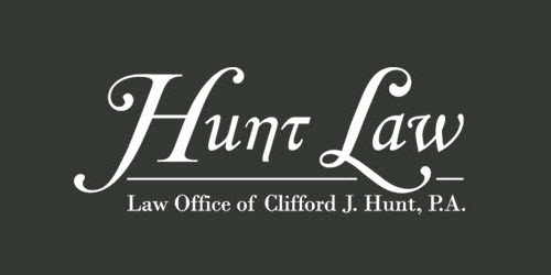 Law Office of Clifford J. Hunt, P.A.: Home