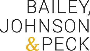 Bailey, Johnson & Peck, P.C.: Home
