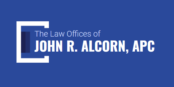 The Law Offices of John R. Alcorn, APC: Home