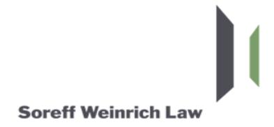 Soreff Weinrich Law: Home