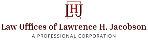 Law Offices of Lawrence H. Jacobson A Professional Corporation: Home