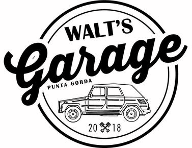 Walt's Garage: Home