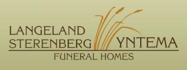 Langeland-Sterenberg Funeral Home: Home