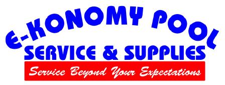 E-Konomy Pool Service & Supplies: Home