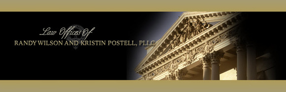 Law Offices of Randy Wilson and Kristin Postell, PLLC: Home