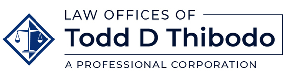 Law Offices of Todd D. Thibodo A Professional Corporation: Home
