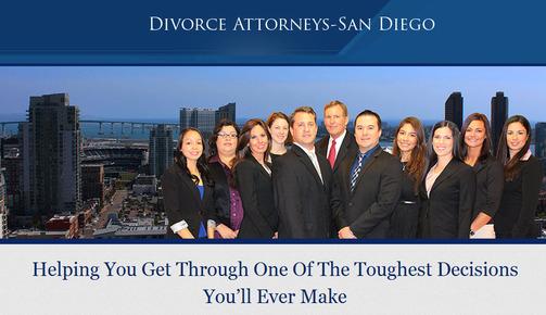 Divorce Attorneys-San Diego: Home