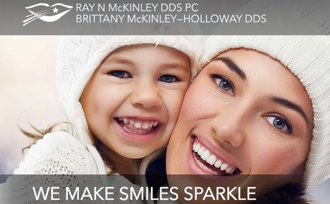 Ray McKinley DDS: Home