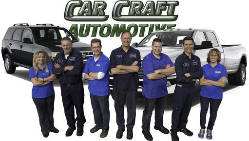 Car Craft Automotive: Home