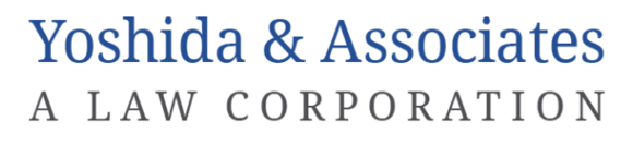 Yoshida & Associates, A Law Corp.: Home