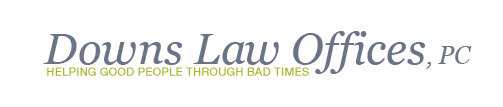 Downs Law Offices: Home