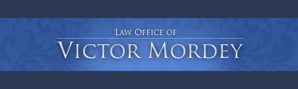Law Office of Victor Mordey: Home