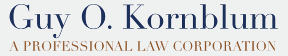 Guy O. Kornblum, A Professional Law Corporation: Home