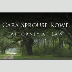 Cara Sprouse Rowe, Attorney at Law: Home