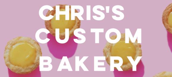 Chris's Custom Bakery, LLC: Home