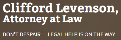 Clifford Levenson, Attorney at Law: Home