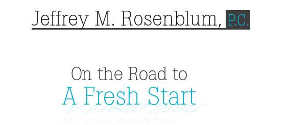 Jeffrey M. Rosenblum, P.C.: Home