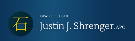 Law Offices of Justin J. Shrenger, APC: Home