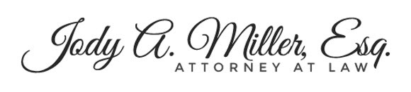 Jody A. Miller, Esq. Attorney At Law: Home