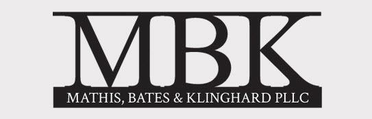 Mathis, Bates & Klinghard PLLC: Home