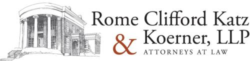 Rome Clifford Katz & Koerner LLP: Home