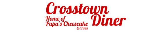 Crosstown Diner: Home