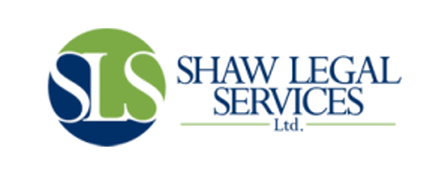 Shaw Legal Services Ltd.: Home