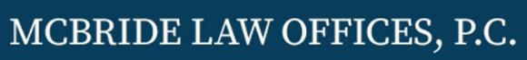 McBride Law Offices, P.C.: Home
