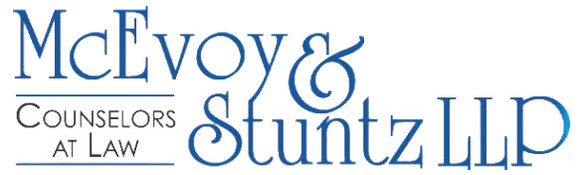 McEvoy & Stuntz, LLP: Home
