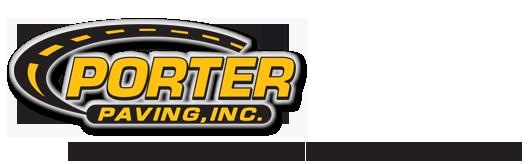 Porter Paving: Home
