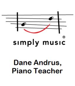 Dane Andrus, Simply Music Piano Teacher: Home