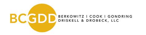 Berkowitz Cook Gondring Driskell & Drobeck, LLC: Home