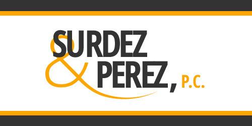 Surdez & Perez P.C.: Home