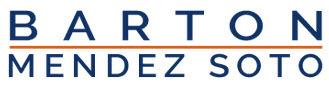 Barton Mendez Soto PLLC: Home