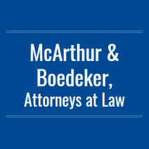 McArthur & Boedeker, Attorneys at Law: Home